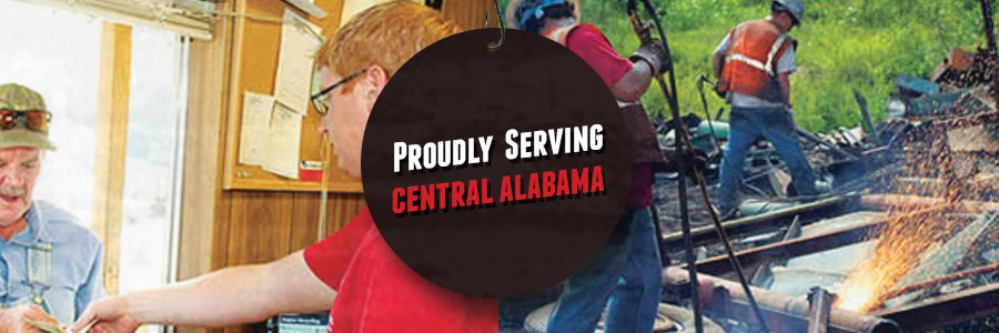 Proudly Serving Central Alabama
