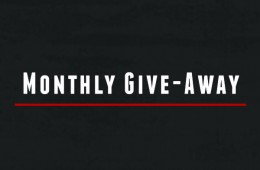 Monthly Give-Away
